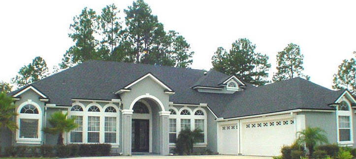 custom designed home