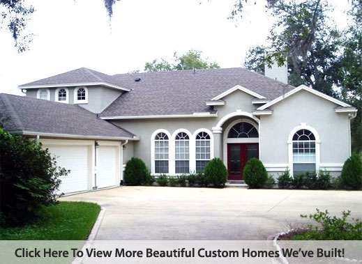 tampa custom homes