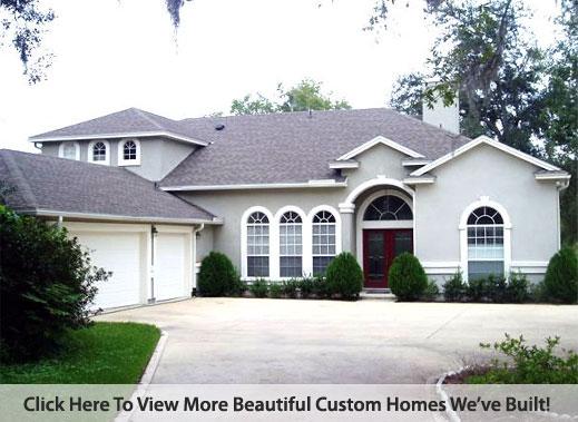 tampa custom homes