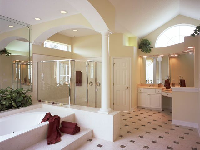 Custom Home Builders Central Florida Have 8 Great Bathroom Trends