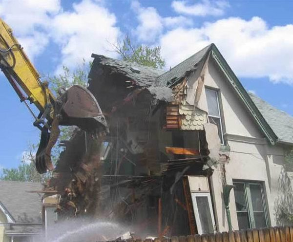 House Teardown
